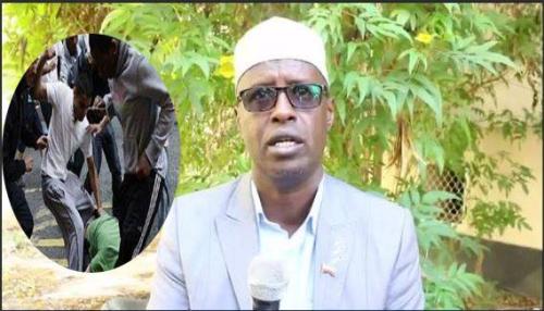 Hargaysa:-Xildhibaan Khadar Oo Kamida Golaha Guurtida Somaliland Oo Ka Hadlay Dhibta Ay Ku Hayaan Ciyaalka Dadka Booba  Magalada Hargeysa