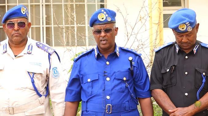 War Deg Deg Ah:-Taliska Ciidanka Boosliska Somaliland oo Soo Bandhigay Dhacdo Ugub ah