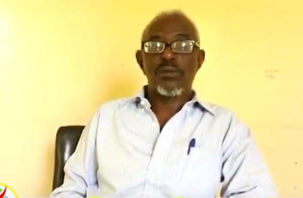 Gabiley:-Siyaaasi Abdiaziiz Xuseen Rage Oo Ka Tirsan Xisbiga Waddani Oo Jawaab Ka Bixiyey Hadal Ka Soo Yeedha.