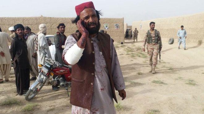 War Deg Deg Ah Qarax Hada Ka Dhacay Dalka Pakistan Iyo Khasaraha Ka Dhashay.