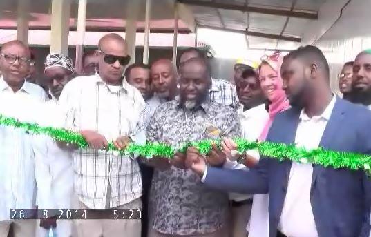 Burco Daawo Sariibad Nooceedu ku cusubyahay Dalka oo laga hirgeliyey Burco