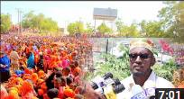 Gudaha:-''Waxaad Moodaa in Awoodii Badhsaabka Uu Ku Shaqaysanayo Maayirka Burco''Gudoomiye Doob