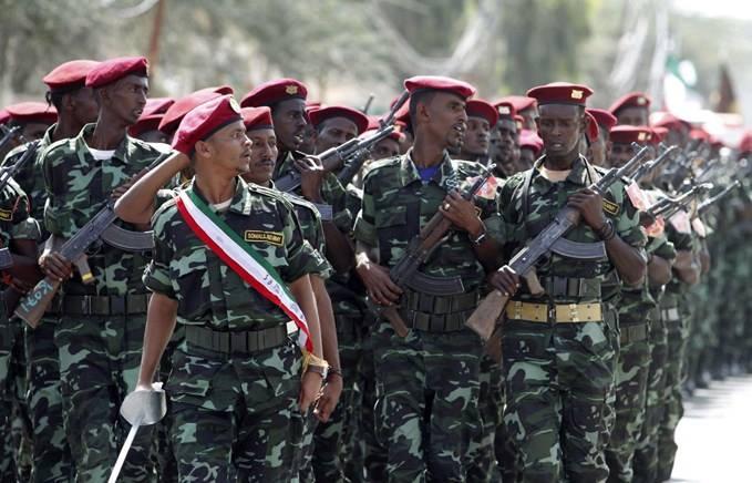 Lacagta Laga Jaray Miisaanyada Iyo Mushaharka Madaxweynaha Somaliland Ee Ciidamada Qaranka La Siinaayo