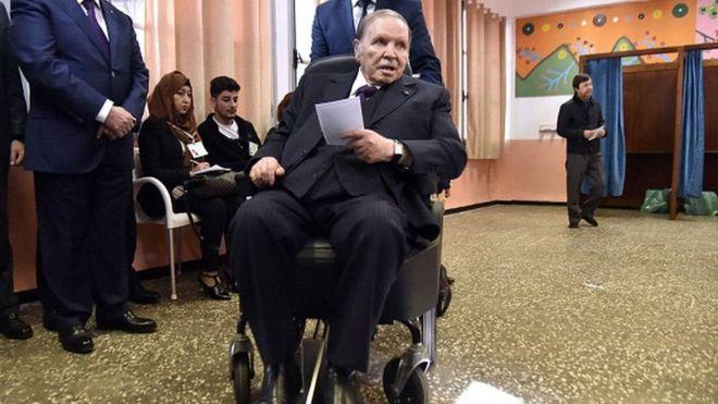 Algeria:-Dawlada Algeria Oo Ku Dhawaaqday Isku Shaandhayn Dhanka Xukuumadda Ah