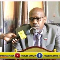 Hargeisa:-Xukuumada Somaliland Oo Xamli Wayday Dhaliilo Maayirka Magaalada Caynaba Uu Jeediyey Xukuumada Somaliland