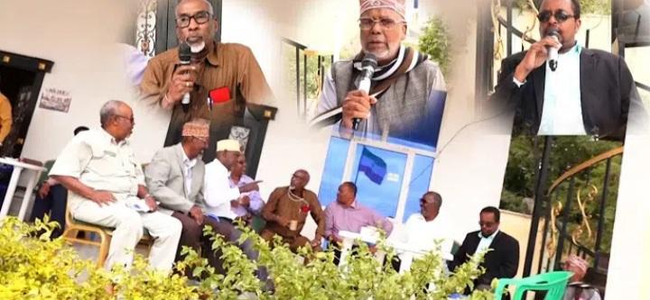Gudaha:-Xildhibaanada Kaasoo Jeeda Gobolada Awdal&Sanaag Oo isaga Baxay Kal-fadhiigi Golaha Wakiilada S/land