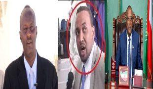 """Hargeisa:-""""Somaliland Cadaalad Daradii Ugu Xumayd Ayaa Ka Dhacday """" Muwaadin Cabasho Ka Muujiyey Maayirka Hargaysa"""