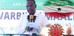 Gudaha:-Somaliland Xaaladii Ugu Danbeysay Covid19 Oo Maray 103 Xaaladood