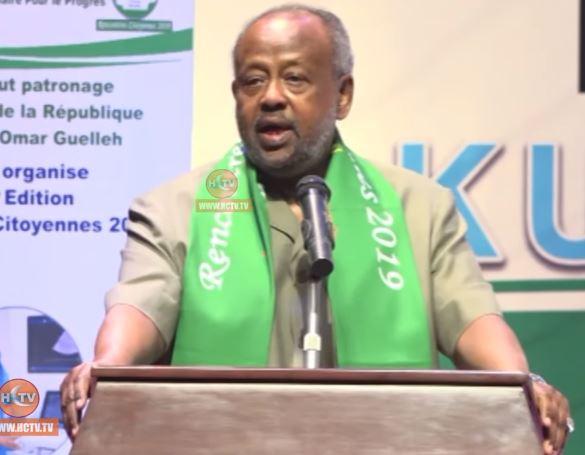 Djibouti: Daawo Madaxwayne Geeleh oo soo Xidhay Shirwaynaha Madasha Lakulanka Bulshada