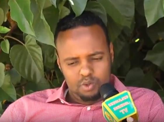 """Hargeisa:-""""Madxawaynuhu Wuxuu Magcaabay Dadkii U Qalmay Xilalka Qaranka""""Ahmed Ciisood"""
