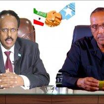 Madaxwayne Farmaajo Oo Magacaabay Gudida Dib U Heshiisinta Wada Hadalada Somaliland Iyo Somalia