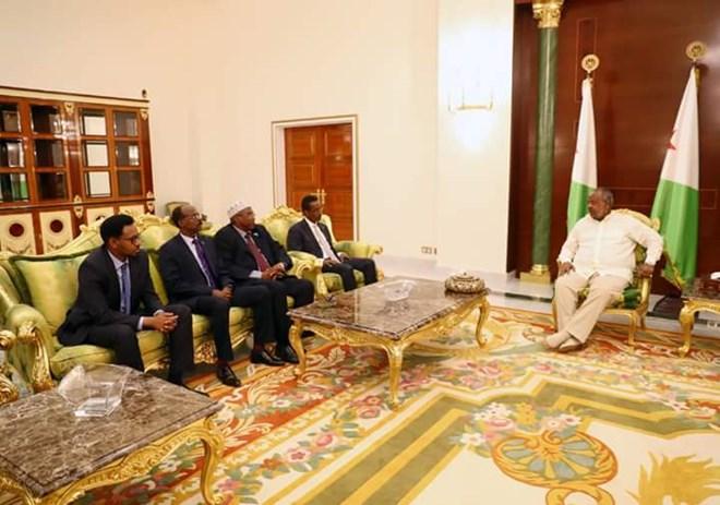 Wadamada DJabouti Iyo Somalia Oo Hada Heshis Wada Gaashay +Arimaha Ay Ka Wada Heshiyeen Labada Dal.