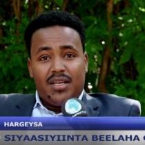 Hargaysa:-Siyaasiyin Cabasho Ka Muujiyay Xukumada Madaxwayne Muuse Biixi