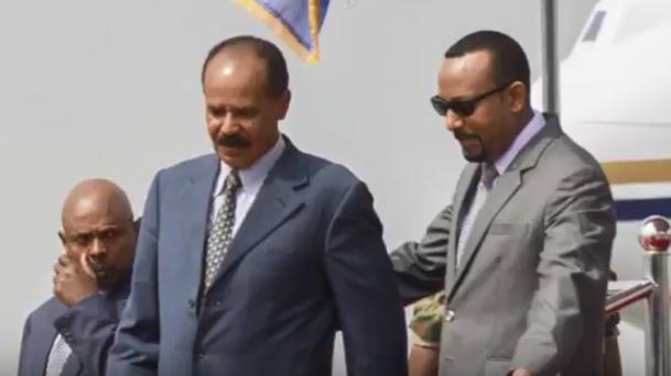 Jabouti:-Dawlada Jabouti Oo Walaac Ka Muujisay Heshiiska Dhexmaray Wadamada Ethiopia Iyo Eritrea.