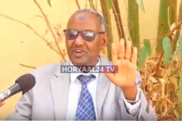 Hargeisa:-Siyaasi ka mida xisbiga wadani oo maanta ka hadlay madaxtooyada cusubIyo Dadka Meesha laga raray.