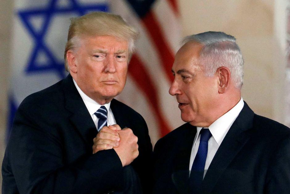 Maraykan:-Madaxweyne Trump Oo Israa'iil U Saxeexay Lahaanshiyaha Buuraleyda Golan