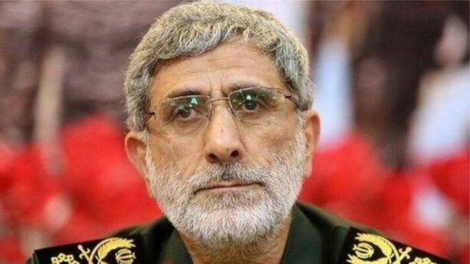 War Deg Deg Ah:-Jeneraalka cusub ee badelay Qasem Soleimani Oo Hada La Magacabay.