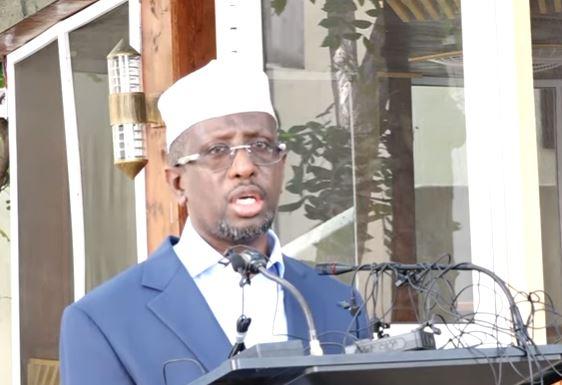 Daawo: Ex Madaxweyne Sharii shekh axmed oo ka hadlay Khilaafka Madaxda Somalia iyo kiiska Ikraan Tahliil