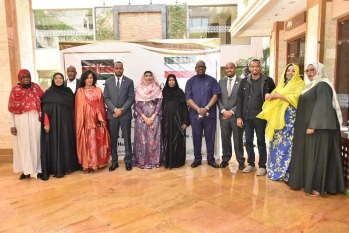 Gollaha Baarlamaanadda Kenya Iyo Somaliland Oo Hormood U Noqonaya Diblomaasiyad Taageerta Dadaallada Dowladdaha.