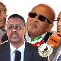 """""""Labadii Xisbi Mucaarad Ee Somaliland Waxaad Mooda Inay Wasiiro U Yihiin Madaxweynaha Dalka"""" Xildhibaan Buubaa Oo Karbaashay Labada Xisbi"""