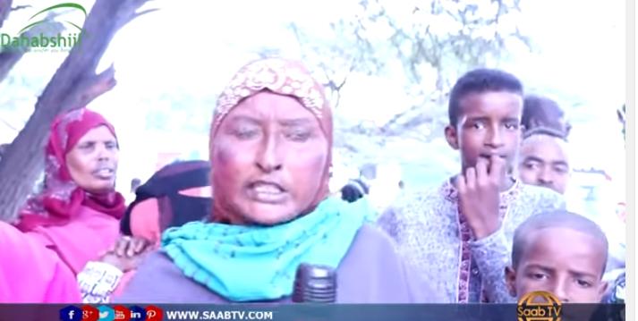 boorame:Shacabka Ku Ganacsada Sariimada Wayn Ee Boorama Oo Mudaharaday