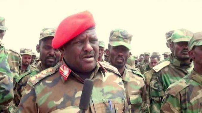 Heshiiska Jabhada Kornayl Caare Laga Soo Saxeexay Oo Soo Gaadhay Xukuumada Somaliland.