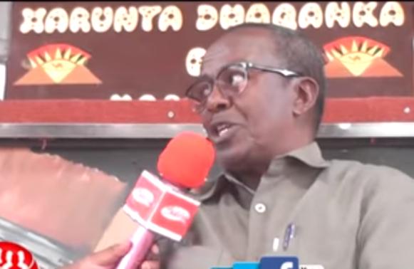 Hargeysa: Daawo Xildhibaan ka tirsan Golaha Wakiilada oo Buug ka qorey Madaxweynihi hore Somaliland Siilaanyo oo ka hadlay Bandhiga Buuggaas