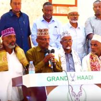 Hargeisa:-Madaxweyne Muuse Biixi Oo Maanta Qaabilaya Odayaal Ka Soo Kicitimay Gobolka Sanaag.