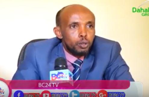 """Hargeisa:-""""Boolisku tacadi Ayay ku Hayaan Qareenada Somaliland""""Garyaqaan maxamed maxamuud xaashi."""