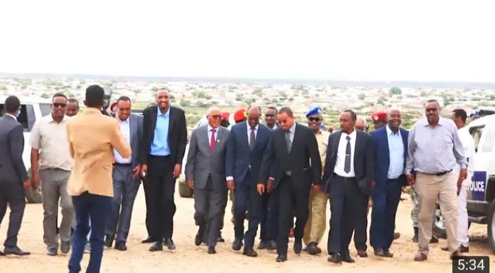 Madaxwayne Ku-xigeenka Somaliland Oo Mashaariic Ka Hirgaliyay Gabilay.