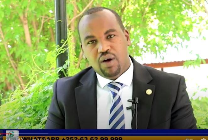 Xoghaya arimaha gudaha Xisbiga Waddani oo dhaliilay safarka madaxweyne ku xigeenka Somaliland