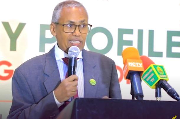 Gudaha:-Wasiirka Wasaarada H. Maaliyada oo sheegay in Taariikhda Somaliland la gaarsiiyo Somaliya.