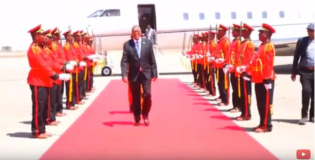 Hargeisa:-Somaliland Iyo Imaaradka Carabta Oo Iska Kaashanaya Shirkada Xoolaha Somaliland iib Uraadin doonto.