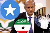 Waftigii Somaliland Ee Ku Sugnaa Uganda Oo Ka Hadlay Kulan Ay La Qaateen RW Ku Xigeenka Somaliland.