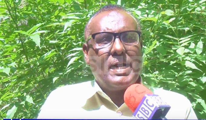 """Gudaha:-""""Waxan Leenahay Dani Waxa Ka Cadhaysiiyay Su,aalihi La Waydiiyay Ee Gacanta Somaliland Aya Ay Ku Jirtaa Sanag Bari""""Siyaasi Axmed Maxamud."""