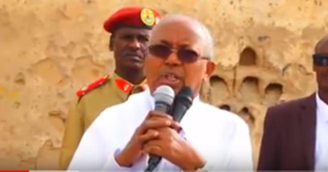 Hargeysa: Daawo Nuxurka Khudbad Saylici U Jeediyey Dadweyne Uu La Tukaday Salaadii Ciida