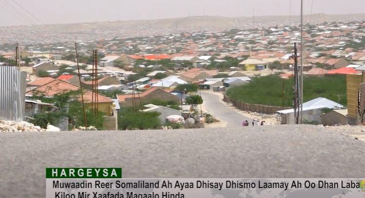 Muwaadin Reer Somaliland Ah oo Dhisay Dhismo Laamay Ah Oo Dhan Laba Kiloo Mir Xaafada Magaalo Hinda
