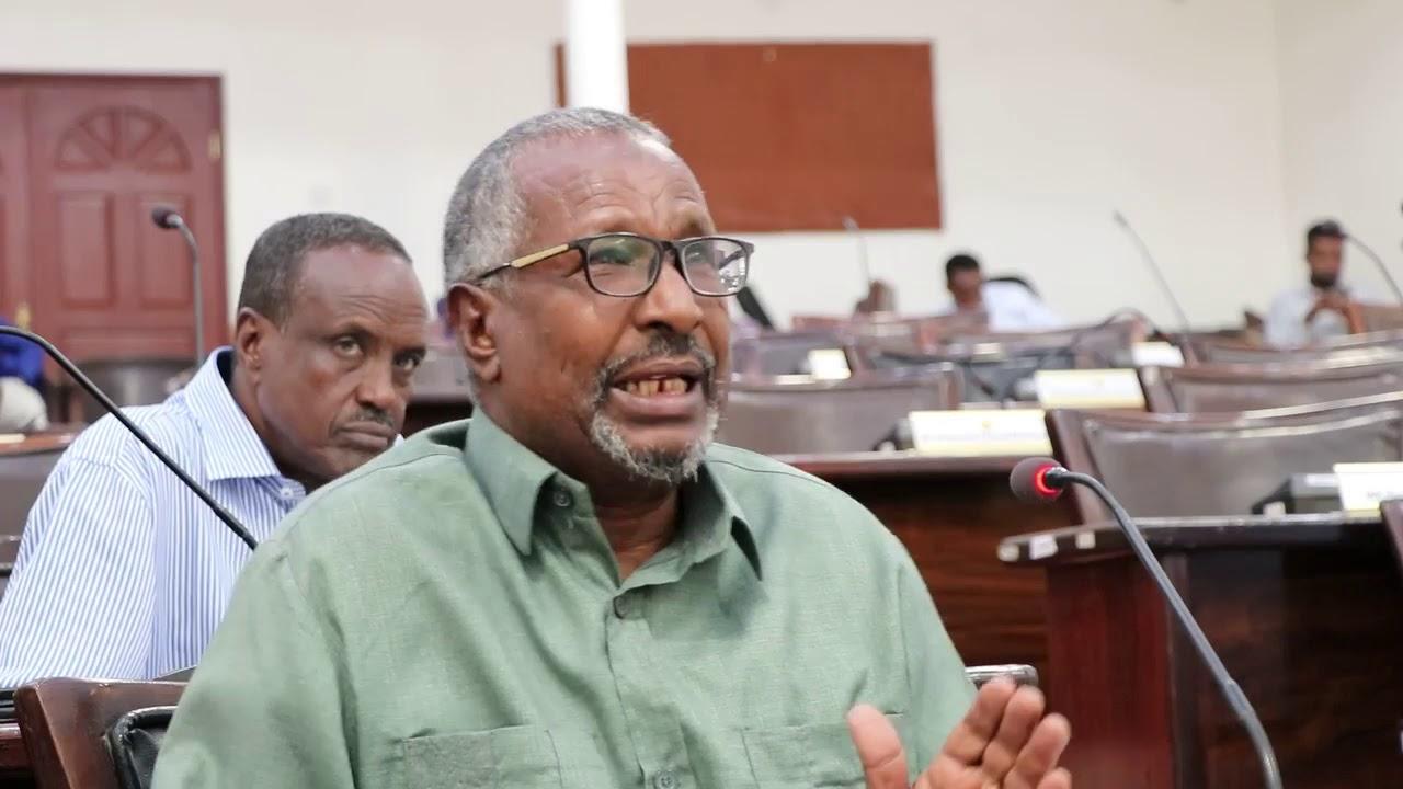 Xildhibaan Wakiillada Ka Tirsan Oo Codsaday In La Gubo Buug Ay Soo Saartay Hay'adda Xuquuqal Insaanka Somaliland