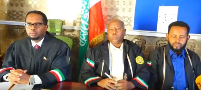 Somaliland: Maxkamadda Sare oo ay Wehelinayeen Bahda Garsoorka oo u Guuray Gobollada Galbeedka