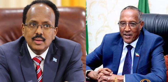 Hargeisa:-Deeqdii Lacagta Aheyd Ee Ay Somalia Ugu Deeqday Somaliland Oo Hargaysa Soogaadhay Iyo Cida Siday.