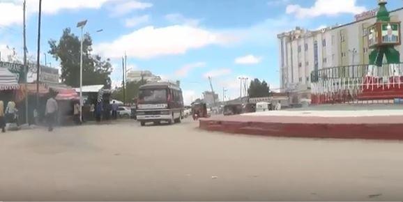 Hargeisa:-Gaadidlayad U Kala Goosha Xaafadaha Magaalada Burco Ayaa Cabasho Ka Muujiyay Kor U Kaca Shiidalka.