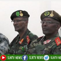 Daawo:Saraakiil Ka Tirsan Ciidanka Qaranka Somaliland Oo Tabababar Uga Furmay Xarunta Jaamacada Golis Universty Ee Hargeisa
