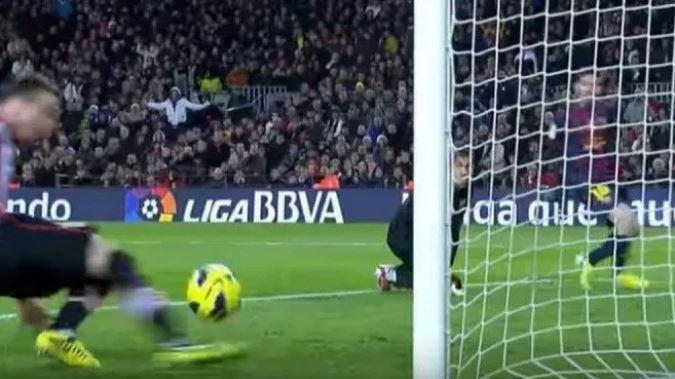 CADDAYN: Lionel Messi Muu Dhalinin Goolkiisii 400aad Ee Taariikhda Loogu Diiwaangeliyey Xalay