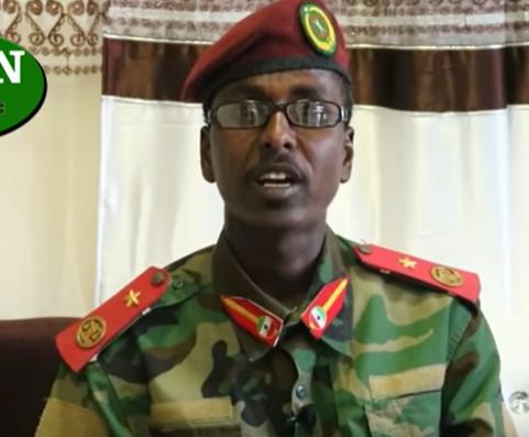War Deg Deg Ah:-Maxaa Sababay In Uu Baxsaday Xeel Ilaaliyihii Ciidanka Somaliland Oo Hada Putland U Galay.