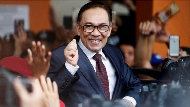 Malaysia:-Dawlada Malaysia oo siidaysay Anwar Ibrahim