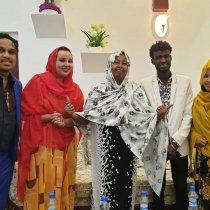 Daawo:-Qaabkii Loo Soo Dhaweeyay Fanaaniin Reer Somaliland Ah Oo Lagu Soo dhaweeyay Magaalada Muqdisho.