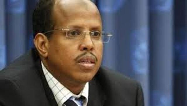 Wasiirka arrimaha dibeda Jabuuti : Ma jirto booqasho madaxweyne Ismaaciil Cumar Geelle uu ku tagayo Eritrea