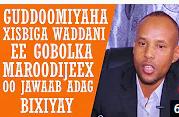Gudaha:-Guddoomiye Xamse Ciise ayaa ka jawaabay eedaymo raqiis ah oo Badhasaabka Maroodijeex jeex u soo.