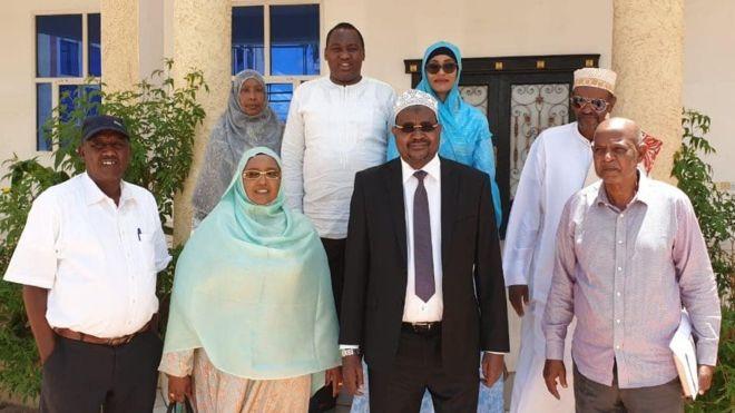Maxaa Uu Daaranaa Safarkii Ay Ku Yimadeen Masuuliyin Ka Socoday Dalka Kenya Somaliland.