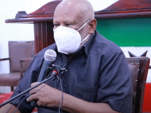 Gudaha:-Golaha Guurtida Somaliland oo ansixiyay xeerka caymiska oo mudo horyaalay golaha.